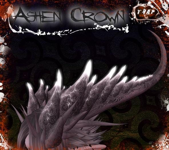 [][]Trap[][] Ashen Demon Crown