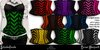 Schadenfreude Stripe & Polka Dots Corsets Uberpack (24 corsets)