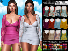Bens Boutique - Marisel Dress & Jacket Hud Driven