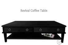 {CdB} Revival Coffee Table
