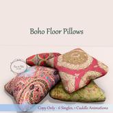 Bricolage Boho Floor Pillows