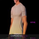 *CORDEWA* BASIC SHIRT WHITE