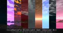 ColeMarie's EEP Windlight Set