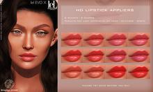 [SYN] Synergy HD Lipstick Memphis LELUTKA EVO/EVO X