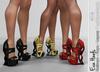 Eva Heels Fatpack Colors - Maitreya, Belleza Freya, Legacy FashionNatic