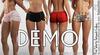 Demo Eva Female Shorts Fatpack Colors - Maitreya, Lara Petite, Belleza Freya, Legacy - FashionNatic