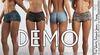 Demo Eva Female Shorts Fatpack Jeans - Denim - Maitreya, Lara Petite, Belleza Freya, Legacy - FashionNatic