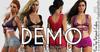 Demo Eva Female Top Fatpack Colors - Denim - Maitreya, Lara Petite, Belleza Freya, Legacy - FashionNatic