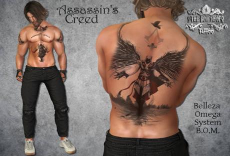 TSB ::: Tattoo Assassins Creed