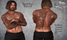TSB ::: Tattoo Lucky Devil