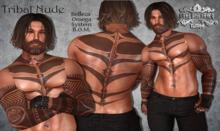 TSB ::: Tattoo Tribal Nude