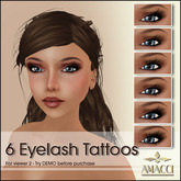 Amacci - Eyelash Tattoos
