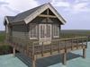 Dutchie Mesh Waterfront Cottage Loosdrecht Sage