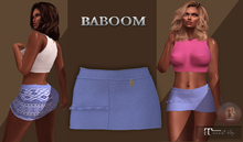 Baboom-JENNY_skirt-Blue