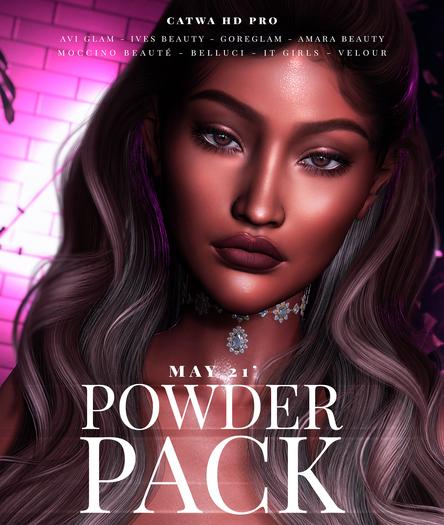 POWDER PACK MAY 21' (CATWA HD PRO)
