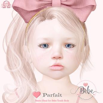 {Bebe} Youth Parfait Bento Head