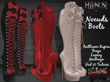 HYPNOSE - NOEUDS BOOTS