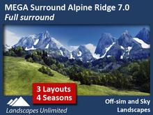 Alpine Ridge Full Mega Surround 7.0