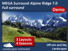 [DEMO] Alpine Ridge Full Mega Surround 7.0