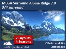 Alpine Ridge 3/4 Mega Surround 7.0