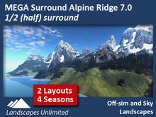 Alpine Ridge 1/2 Mega Surround 7.0