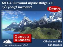[DEMO] Alpine Ridge 1/2 Mega Surround 7.0