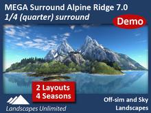 [DEMO] Alpine Ridge 1/4 Mega Surround 7.0
