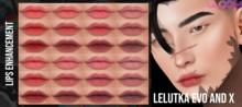 Gloom. - Lips Enhancer - Fatpack