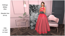 PTC - Emma Gown - Red Dots (box)