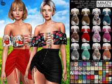 Bens Boutique - Mimzy Top & Skirt - MEGA HUD