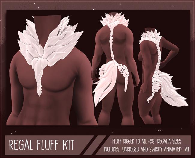 // Isyn // [Regal Fluff Kit] [Regalia]