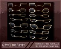 [TJR] GLASSES FOR FURRIES