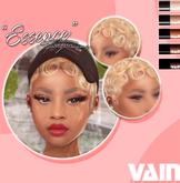 """V; """"Essence"""" 360 Fingerwave Hairbase"""