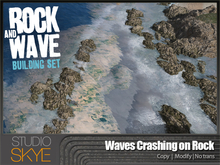 Skye Rock and Wave Building Set