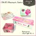 !! Follow US !! Beauty storage box - Complete Set COPY & resize BOX