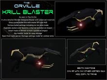 The Orville - Krill Blaster V1.0