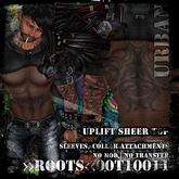 >>ROOTS<<00T10011 (Men's Uplift Sheer Top)