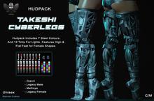 [The Forge] Takeshi Legs, HUDPACK