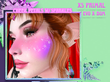 XS Primal LeLutka EvoX Cheek Petal Sparkles