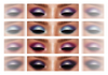 Beaumore 'Liquorice Eyeshadow' FATPACK for Genus & LeLu EVO