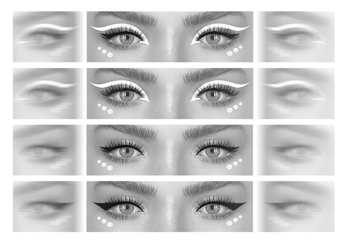 Beaumore 'Tiffany Eyeshadow' DEMO for Lelutka EVO