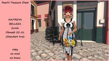 PTC - Carmen Retro Dress - white (box)