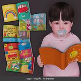 LeMomo: Toddler Book w Poses [TD/BB] Gift!