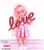 p.o.s.e. love 1
