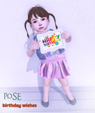 p.o.s.e. birthday wishes