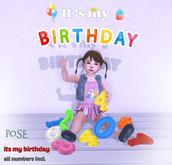 p.o.s.e. its my birthday