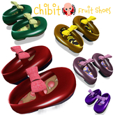 CHIBIT - Fruit Shoes