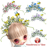 CHIBIT - Headdress Bee