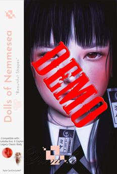 Nemmesea * Dolls Shapes * - Yumeko (Lel EvoX Ceylon & L.C) DEMO