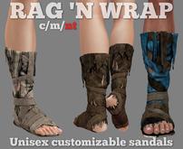 PFC~Rag 'n wrap